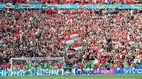Lihat Lagi Puskas Arena yang Penuh Sesak Saat Hungaria vs Prancis