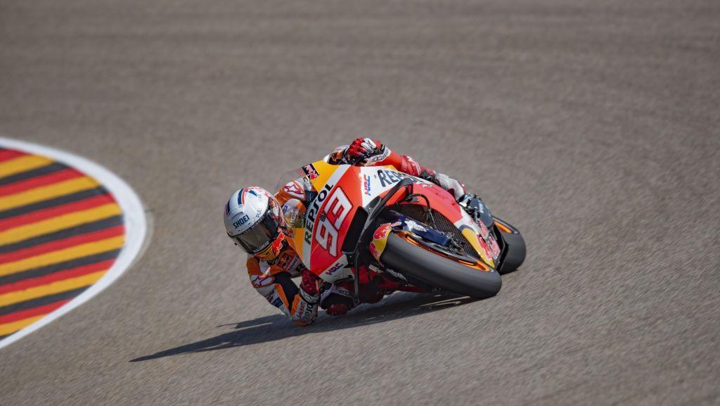 Hasil MotoGP Jerman 2021: Marc Marquez Pemenangnya