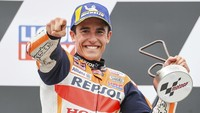 MotoGP Jerman: Marquez Masih Rajai Sachsenring