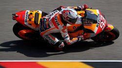 Momen Marc Marquez Juarai MotoGP Jerman