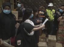 Berkedok Kedai Kopi, Tempat Hiburan Malam di Makassar Dibubarkan