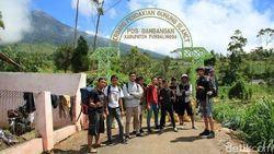Pendakian Gunung Slamet Via Bambangan Kembali Ditutup