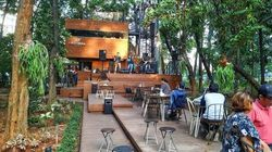 5 Kafe Outdoor Ini Tawarkan Suasana Sejuk untuk Akhir Pekan