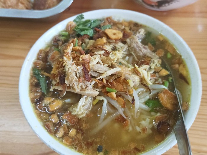 Resep Soto Ayam Gading Kuah Bening