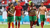 Portugal Vs Jerman: Ronaldo cs Bermasalah Sejak Menit Awal