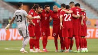 Link Live Streaming Euro 2020: Swiss Vs Turki di Mola Melalui detikcom