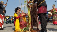 Tradisi Manten Tebu, Wisata Baru di Kabupaten Blitar