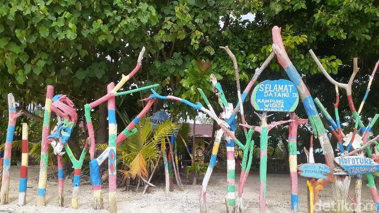 Wisata kuliner Pulau Kapotar