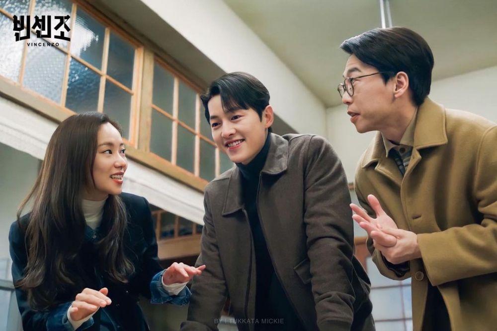 5 Squad di Drama Korea Ini Friendship Goals Banget!