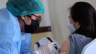Peserta Vaksinasi Membeludak di Polman, Petugas Puskesmas Kewalahan