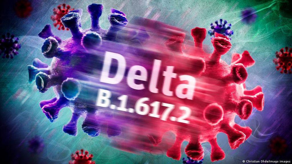 Ada 160 Kasus Corona Varian Delta di RI, Terbanyak di Jateng