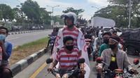 Ini 3 Tuntutan Warga Madura yang Demo di Balai Kota Surabaya