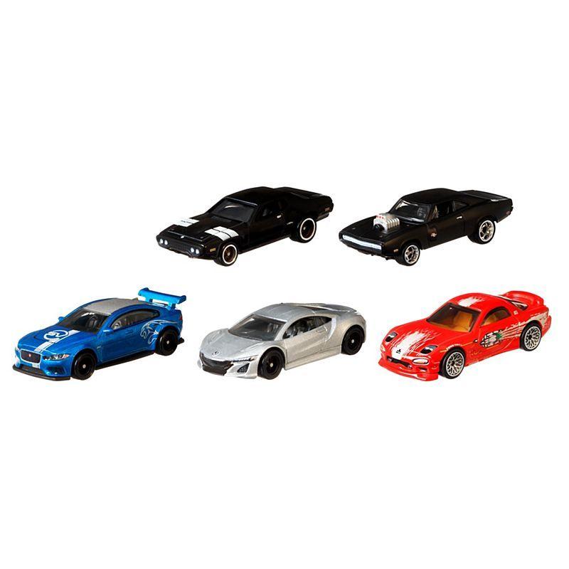 Hot Wheels edisi khusus Fast and Furious dirilis oleh Mattel