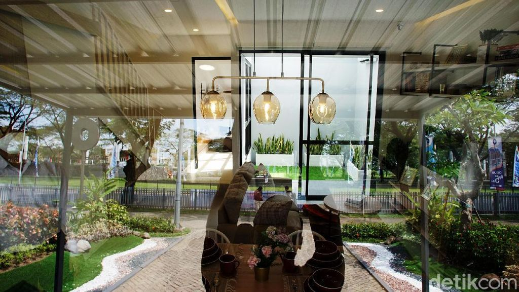 Hunian Minimalis di Timur Jakarta Laris Manis