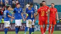 Klasemen Grup A Euro 2020: Italia dan Wales Lolos ke 16 Besar