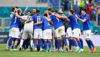 Italia Vs Austria: Bukan Laga yang Mudah untuk Gli Azzurri