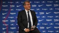 Soal Liga Super, Barcelona Tak Sudi Minta Maaf ke UEFA