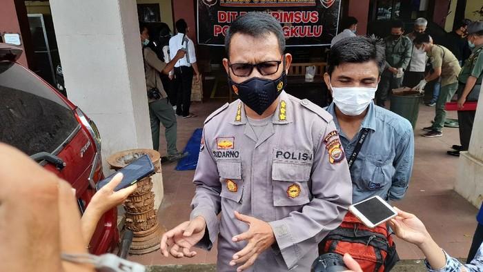 Kabid Humas Polda Bengkulu, Kombes Sudarno (Hery-detikcom)