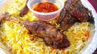 Kebuli Jordan : Semerbak Harum Nasi Kebuli Kambing Asli Yordania