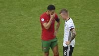 Kroos Ungkap Obrolannya dengan Ronaldo di Laga Portugal Vs Jerman
