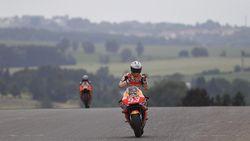 Marc Marquez Tak Percaya Menjadi yang Tercepat di MotoGP Jerman