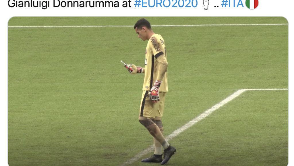 Meme Italia Sempurna di Fase Grup Euro 2020, Calon Juara?