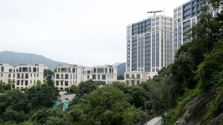 Mount Nicholson Hong Kong
