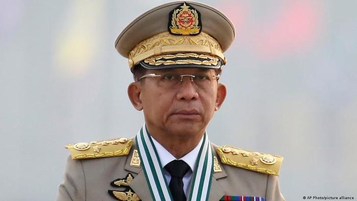 Panglima Militer Myanmar Diundang Rusia Ikuti Konferensi Keamanan di Moskow
