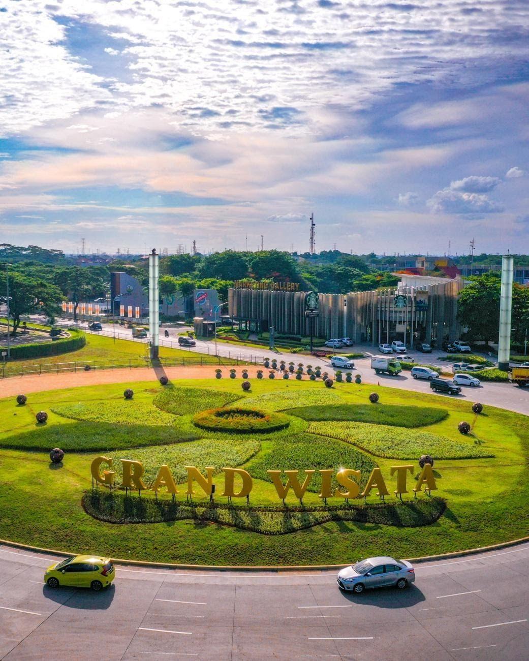 Perumahan Grand Wisata Bekasi.