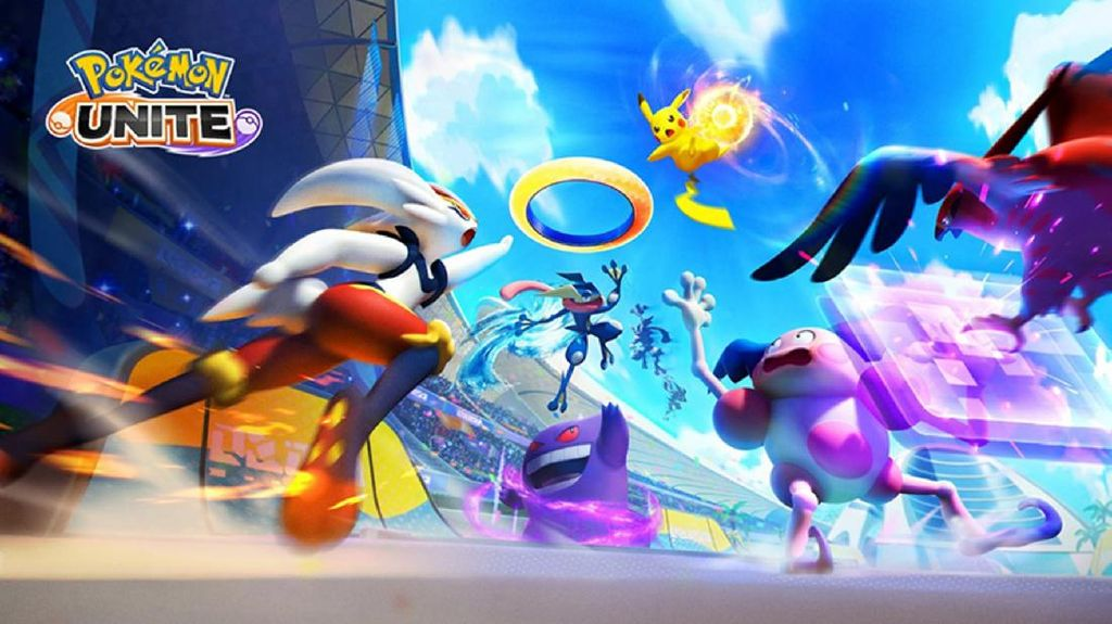 Pokemon Unite, Game MOBA yang Siap Rilis di Mobile