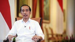 Jokowi dan Tradisi Tak Pernah Rayakan Ulang Tahun
