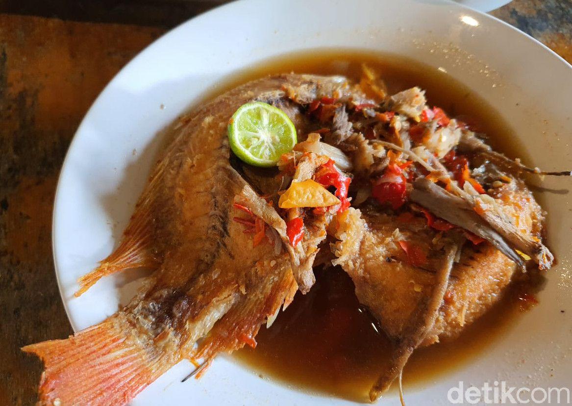 Resep Pecak Ikan Nila Kuah Bening