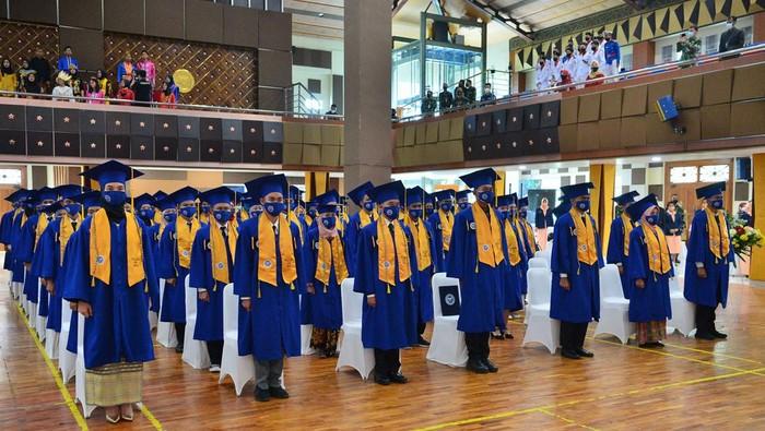 Siswa SMA Pradita Dirgantara