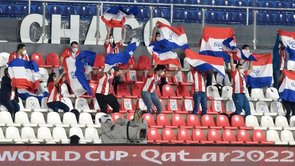 Fans Mau Nonton Langsung Piala Dunia 2022? Vaksin Dulu!