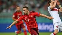 Hasil Swiss Vs Turki: Menang 3-1, Shaqiri Cs Jaga Peluang Lolos