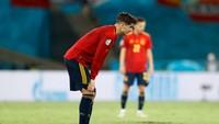 Spanyol di Euro 2020 Sejauh Ini: Seribuan Umpan, Sebiji Gol