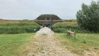 Foto: Tour Sepeda Melewati Benteng Pertahanan ala Belanda