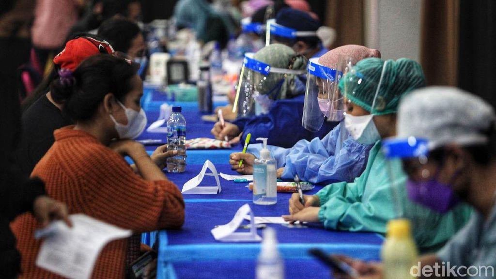 Jadi Kampus Jaksel Pertama yang Buka Sentra Vaksin, UBL Vaksinasi 54 Ribu Orang