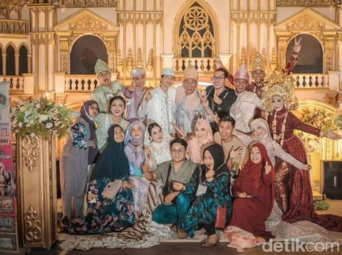 Viral 'nikah massal' di Lubuk Linggau, Sumatera Selatan.