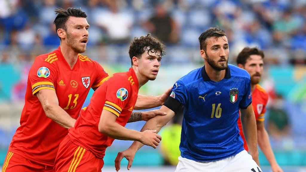 Bisa Kasih Perlawanan Alot untuk Italia Sudah Puaskan Wales