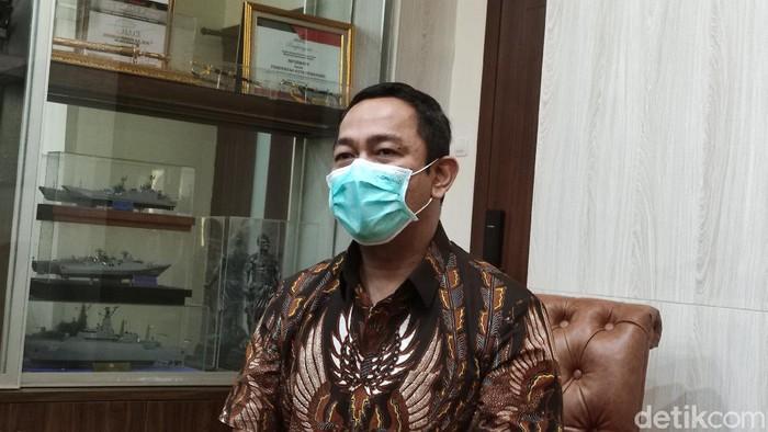 Wali Kota Semarang Hendrar Prihadi, Senin (21/6/2021).