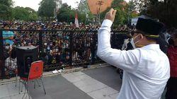 Kata PCNU Surabaya Saat Wali Kota Eri Temui Warga Madura Saat Demo