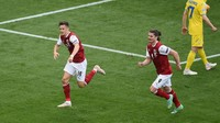 Ukraina Vs Austria: Menang 1-0, Das Team ke 16 Besar