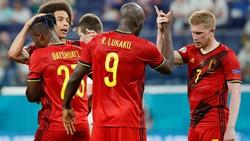 Hasil Sempurna Belgia di Fase Grup Tak Berarti di Fase Gugur