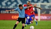 Hasil Copa America 2021: Uruguay Vs Chile Berakhir 1-1