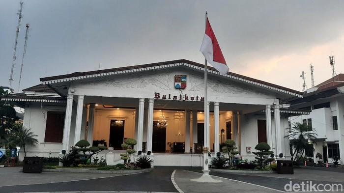 Balai Kota Bogor ditutup sementara akibat 27 ASN positif Corona