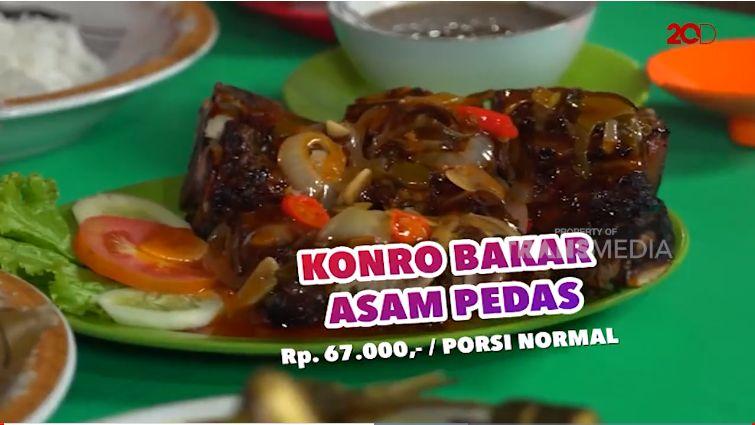 Bikin Laper: Cicip Makanan khas Makassar, ada Coto dan Konro Bakar Nikmat