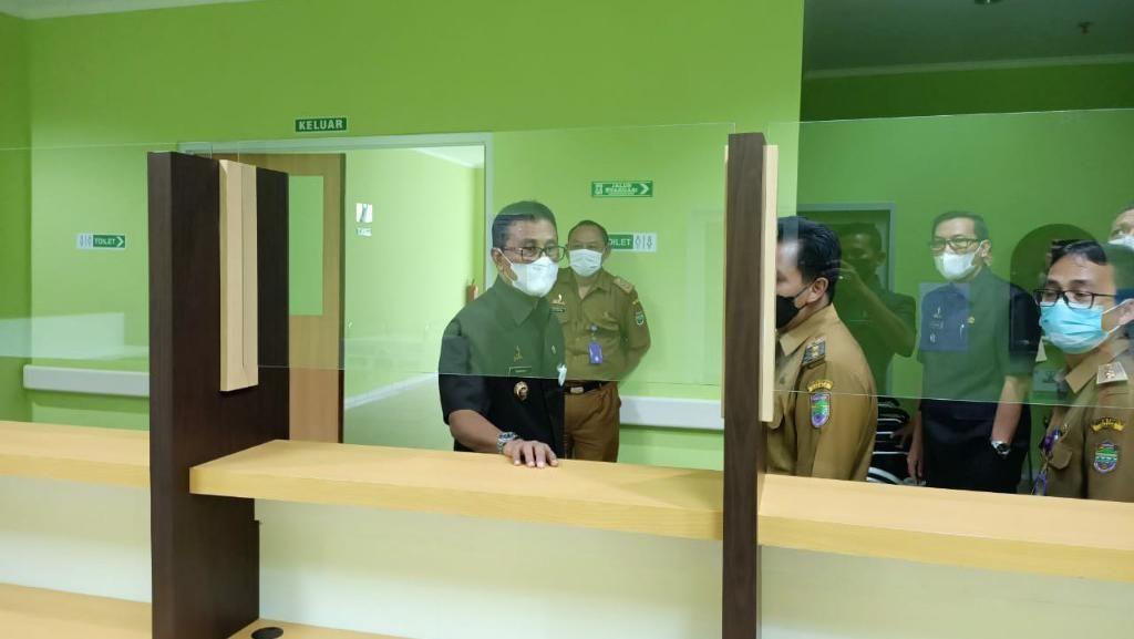 Pemkab Ciamis Siapkan RSUD Kawali untuk Rawat Pasien COVID-19
