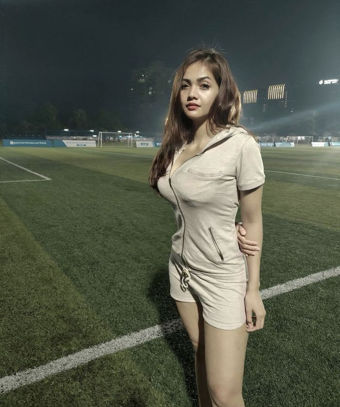 Cantiknya Kartika Berliana, Presenter Olahraga yang Doyan Donat