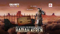 Dapatkan Karakter dan Senjata Epic Gratis Garena Call of Duty: Mobile